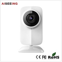 Wi-Fi support, easy installation wifi home security H.264/JPEG IP Pan-tilt camera