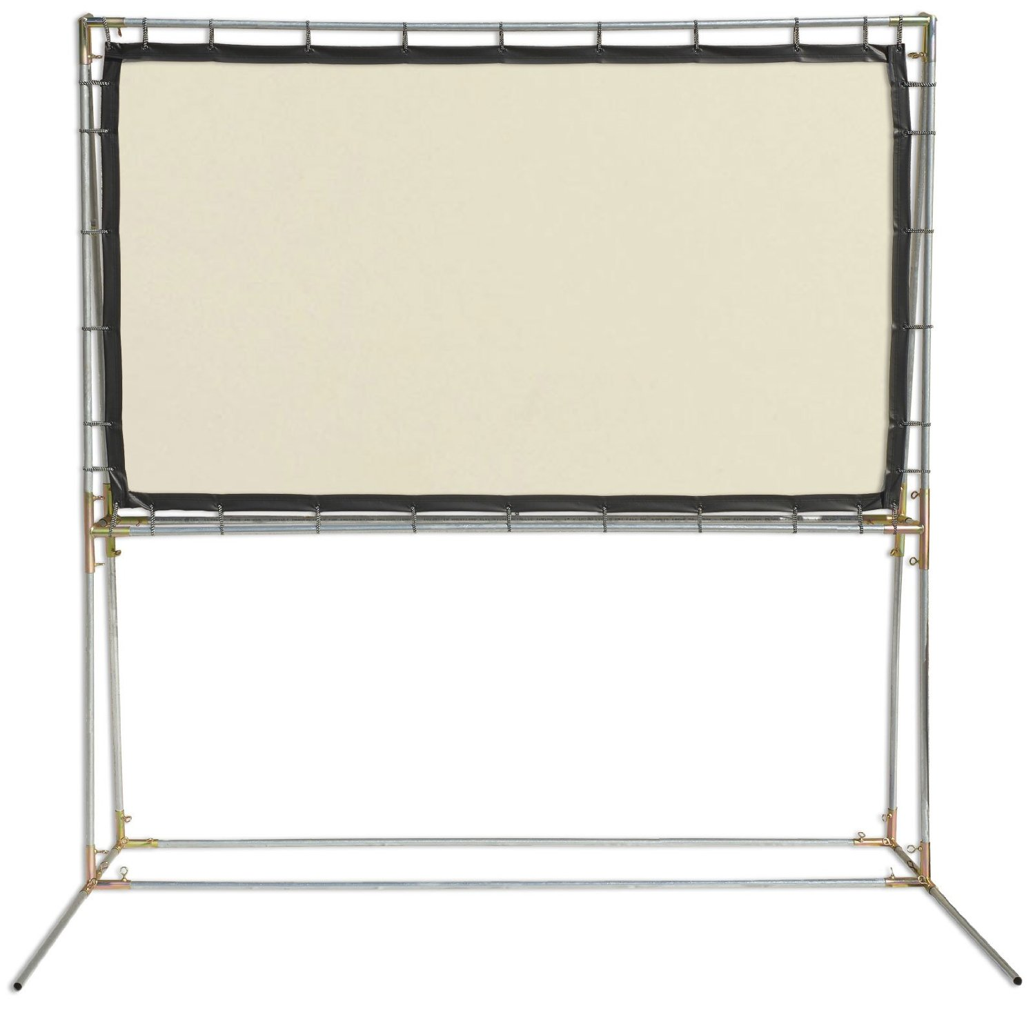Carl's White Rear Projection Screen Film (16:9   5x9-Ft   120