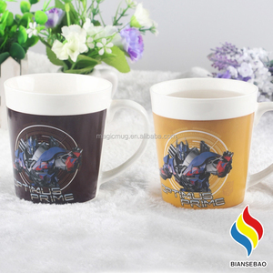 Ceramic Thermic Cups Change Color