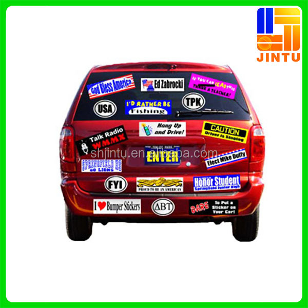 Car sticker malaysia vinyl bumper sticker car decals