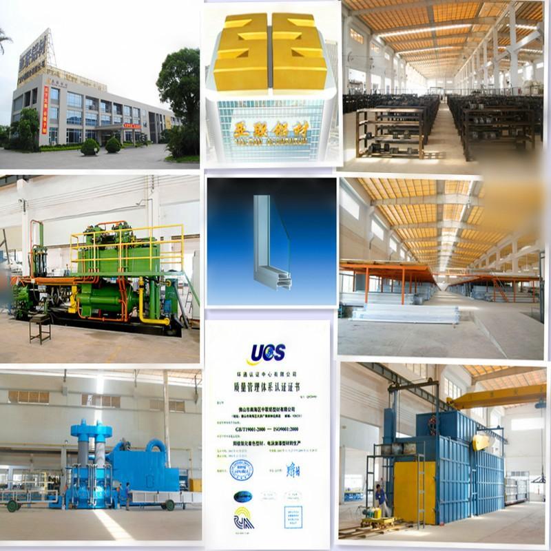 Powder Coated Aluminum Profiles Prices Per Kg / Custom Aluminium ...