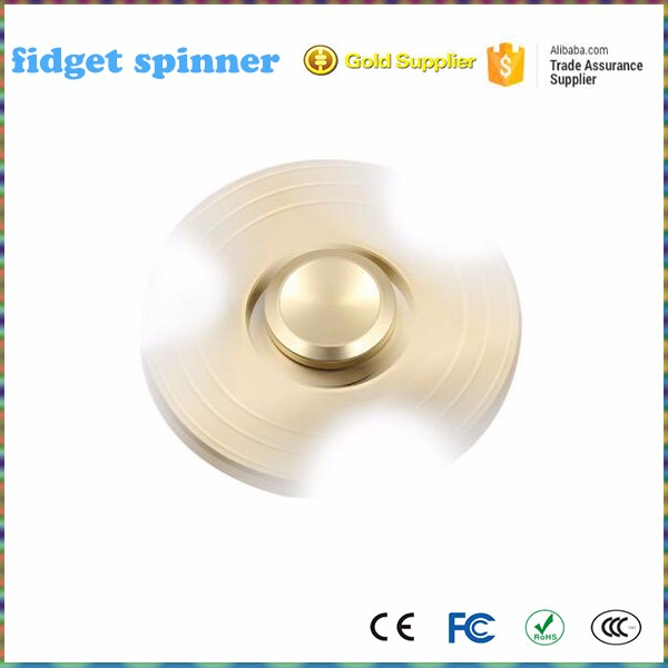 2017 Top Selling Relieves R188 Ss Bearing Hand Spinner V2 Fidget Toy Cube