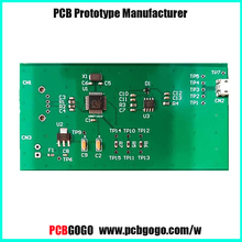 PCBGOGO Quality Custom SMD LED PCB Prototype Manufacturer