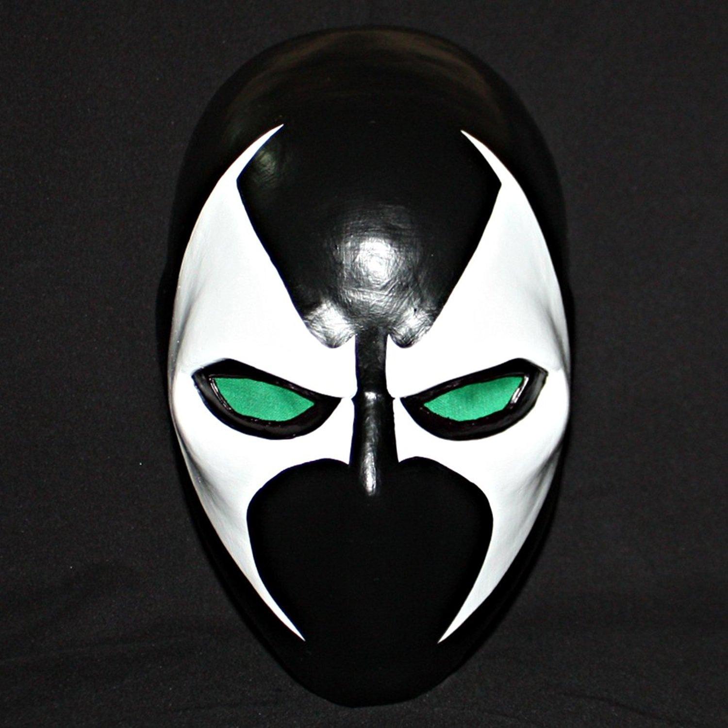 1:1 Custom Halloween Costume Cosplay Prop Latex Spawn Mask LA23