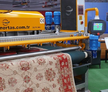 Full Automatic Carpet Cleaning Machine