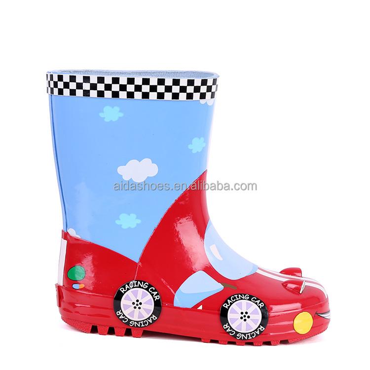 oem factory wholesale children cartoon rain boots buy children