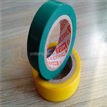 Price List For Electron Compon Pvc Electrical Insulation Tape Free