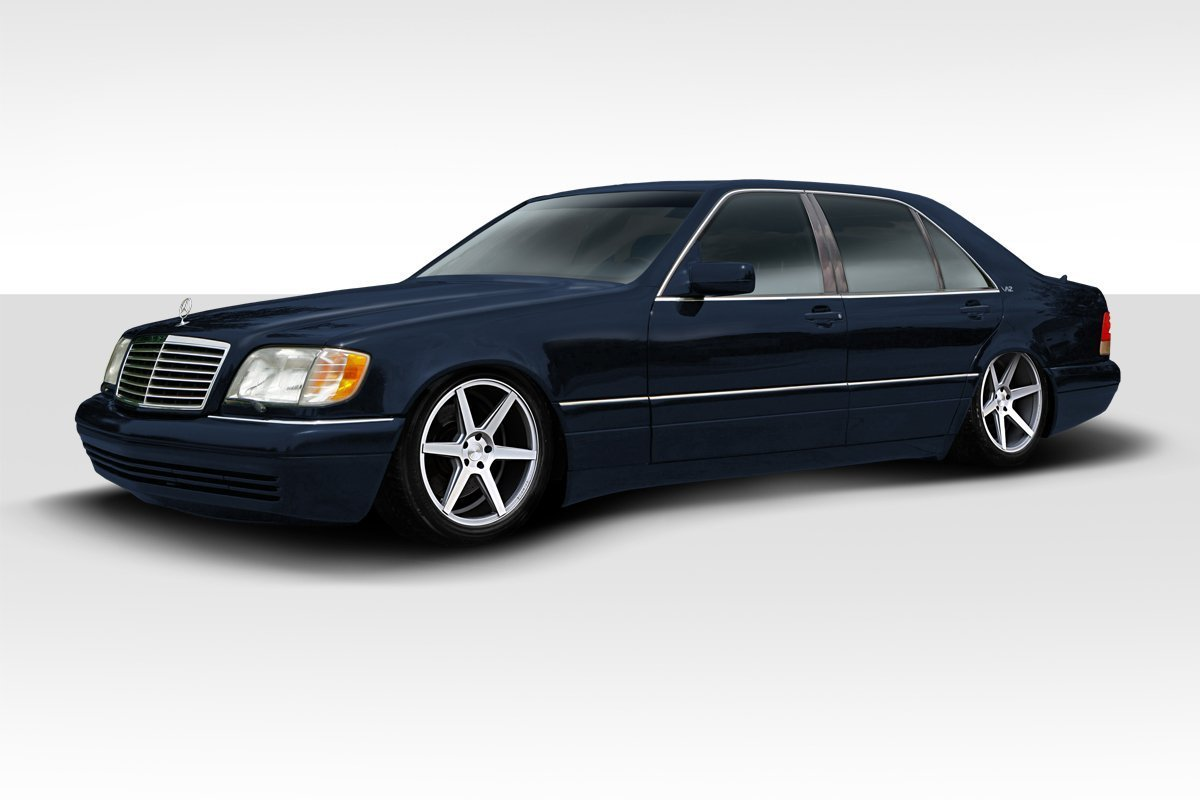 Cheap S Class Amg Find Deals On Line At Alibabacom 2008 Mercedes Benz Cls 550 Wide Kit Get Quotations 1992 1999 W140 Duraflex Look Body 4 Piece