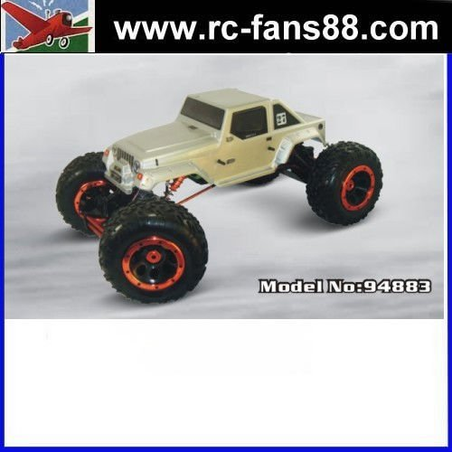 1/8th Sacle Electric Powered Off Road Climbing Jeep EC-94883