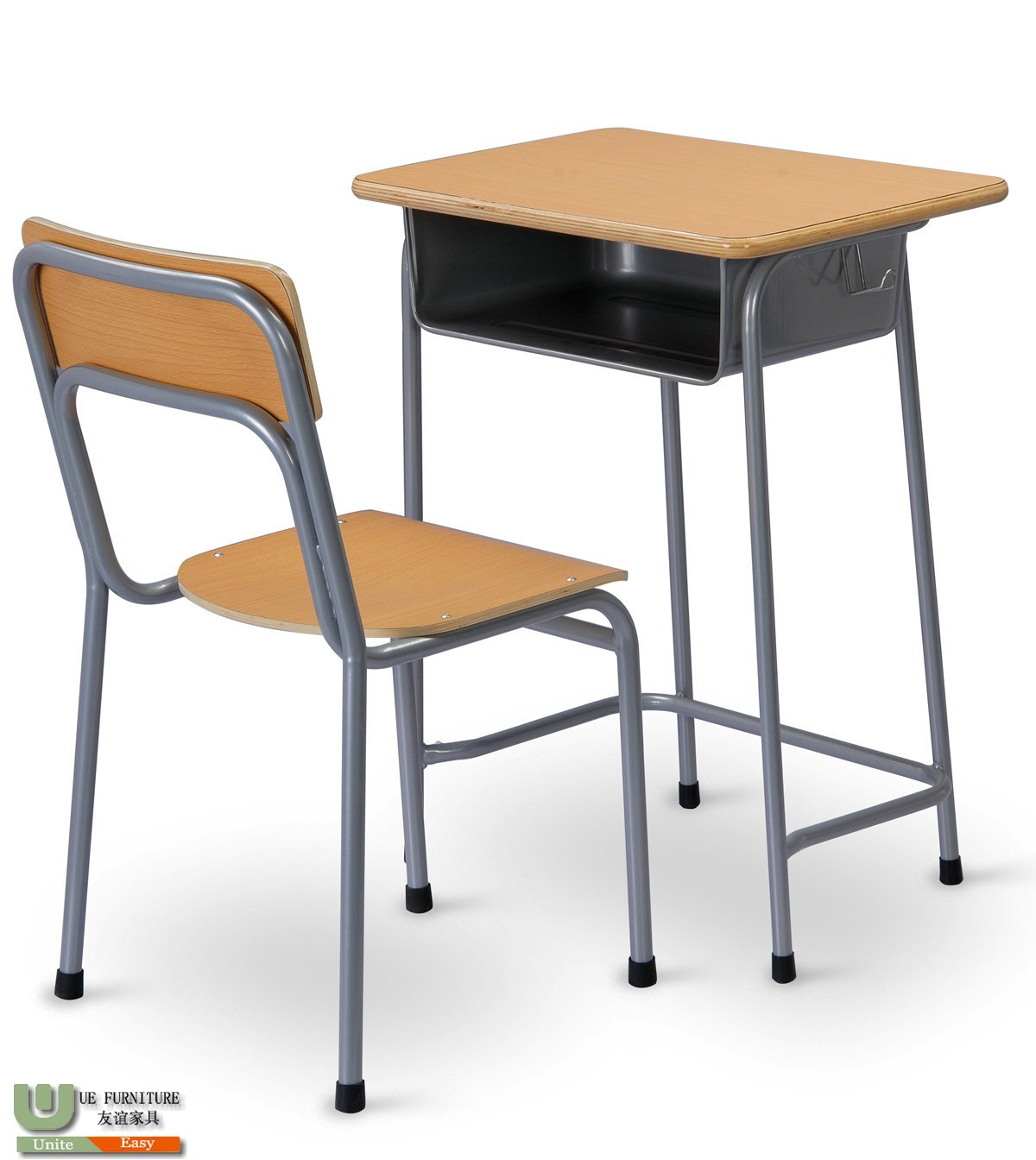 School Single Student Desk And Single Student Chair Buy