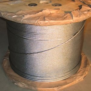 Excellent quality 16mm capacity of steel wire rope