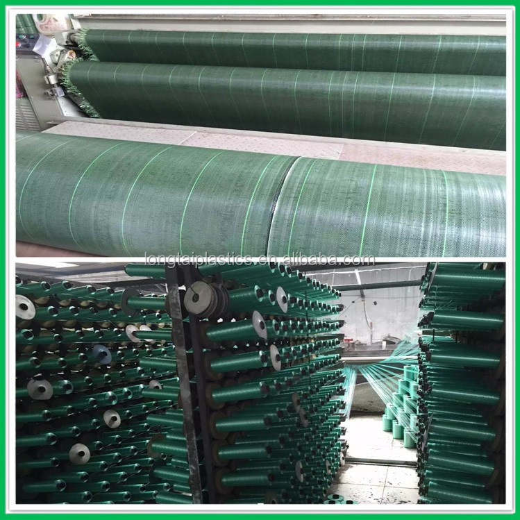 The orchard plastic weed matting with long lifespan