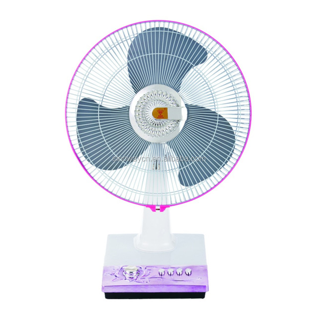 House Fan Soft Wind Electric Table/desk Fan With CEu0026amp;ROHS Certificate