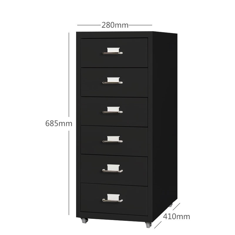 OEM / ODM service factory direct price 4 drawer metal file cabinet