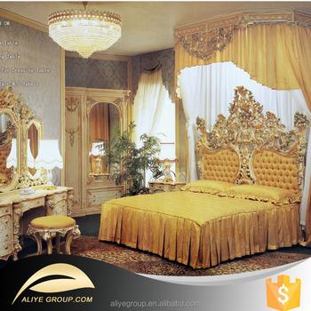 Art2101-luxury Antique De Meubles De Chambre À Coucher Italienne ...