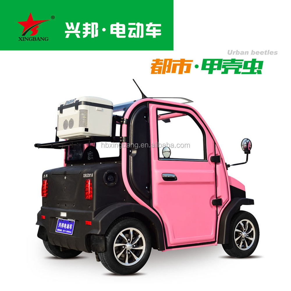 four wheel electric battery car with two passenger buy four wheel drive electric car 4 wheel. Black Bedroom Furniture Sets. Home Design Ideas