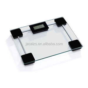 Glass electronic cheap body weighing scale digital bathroom scale household scale