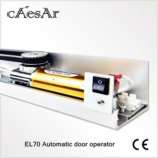 EL-HSD automatic sliding kitchen cabinet door