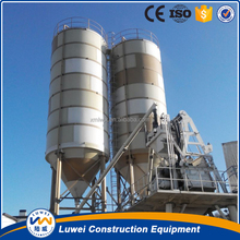 Movable Silo in Asphalt Batching Mixing Plant