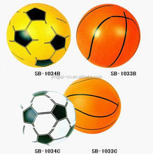 promotional customized printed football inflatable ball