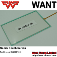 Compatible KM2560 KM2540 KM3060 copier touch screen for Kyocera copier machine