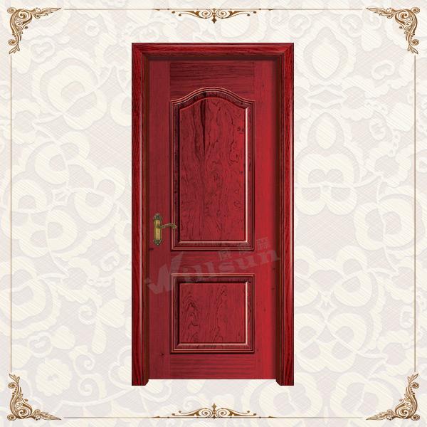 Puerta de la casa de la puerta de entrada simple de la - Puertas de entrada de diseno ...