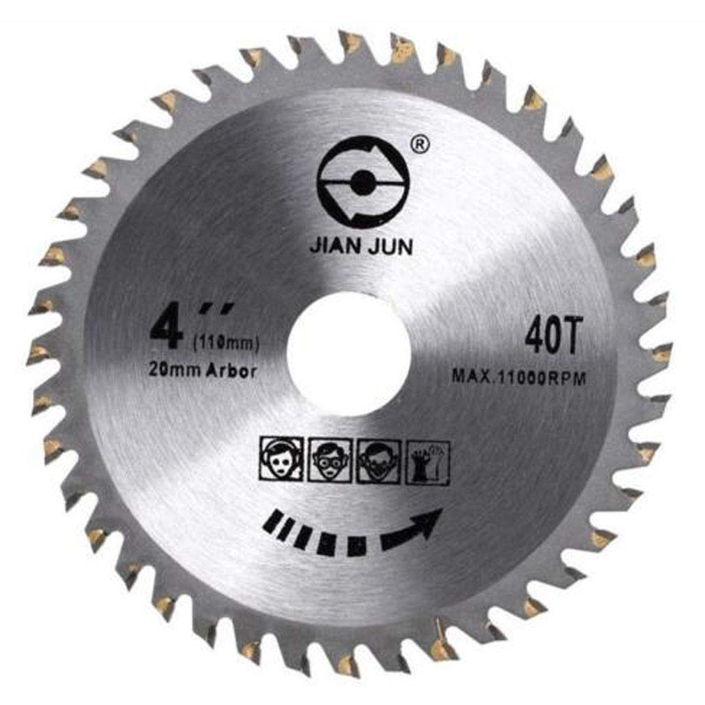 Colorcasa 2018 JIAN JUN Grinder UltraSaw Disc, Circular Sawing Blade Wood Cutting Round