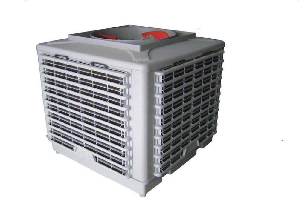 Industrial Swamp Cooler : H y industrial evaporative cooling cellulose pad cooler