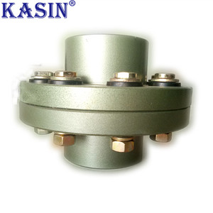 FCL 140  pin bush flexible rubber mechanical types of pump shaft couplings