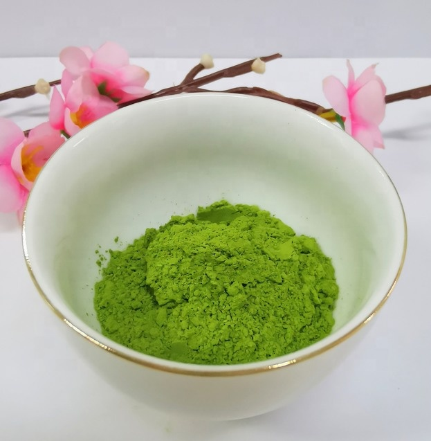 Pure Natural 100% Matcha green tea from China