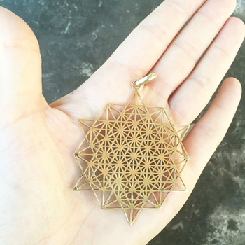 Stainless steel laser cut gold plated sacred geometry pendants stainless steel laser cut gold plated sacred geometry pendants wholesale aloadofball Gallery