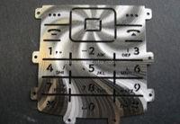 metal etching stencils -- DH 16218