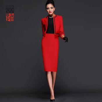 Made To Order Stylish Ladies Dress Suit Coat New Design Buy Ladies