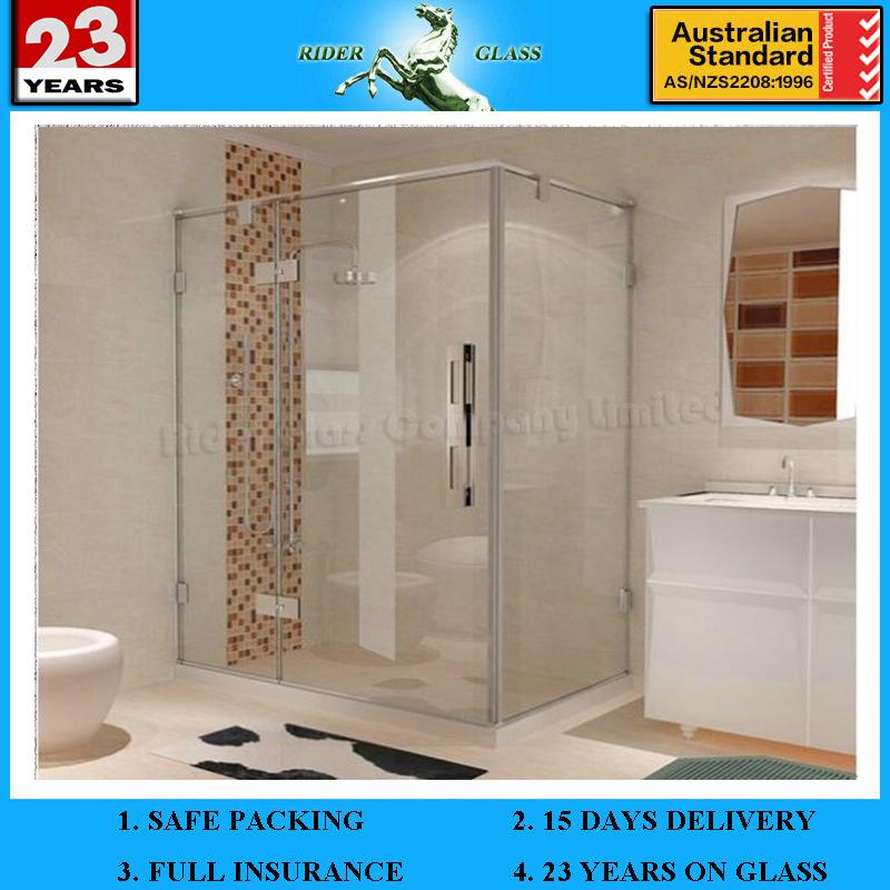 glass shower door with en12150-1, glass shower door with en12150-1