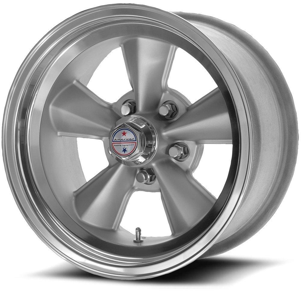17 Inch 17x9 American Racing wheels wheels T70R GUN METAL w/ Mach. Lip wheels rims
