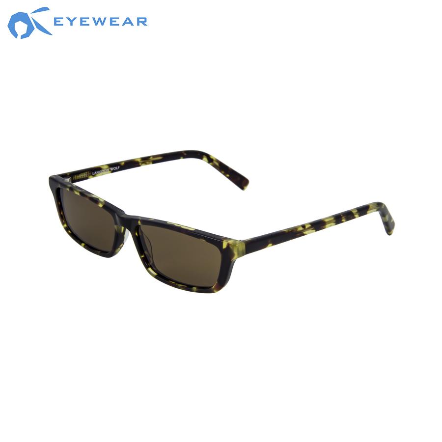Großhandel Online Shop Vintage Rechteck Buffalo Horn Sonnenbrille Herren Sonnenbrille Full Frame Brille Hohe Qualität Lunettes De Soleil De Marque Von