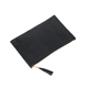 High quality CROCO PVC small cosmetic pouch bag makeup pouch with zipper