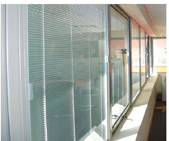Wholer Door Gl Inserts Blinds Office French Product On Alibaba