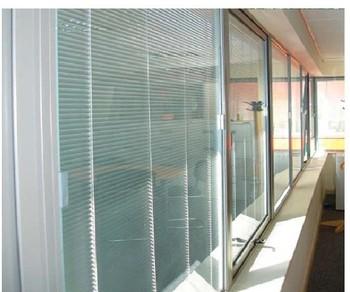 Wholesaler Door Glass Inserts Blinds,office Door Blinds