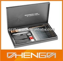 HOT SALE custom made-in-china wooden stationery box pencil case (ZDS-F133)