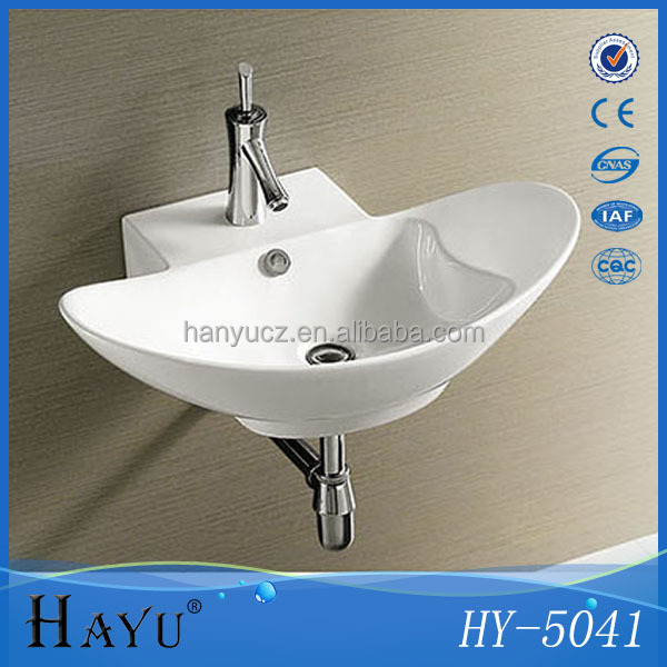 HY 5041A Wall Hung Art Color Vessel Sinks Wholesale
