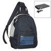 Portable outdoor travelling camping solar power charger bag