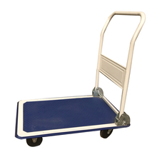 100kg capacity Platform Cart hand trolley truck Folding Dolly Foldable Warehouse Moving Push Hand Truck