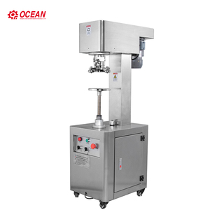 Guanghzou Supply Plastic Tin Can Sealing Machine Handy Sealing Machine Plastic Bag