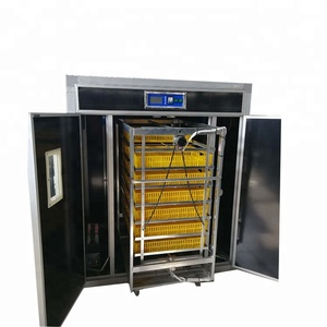 High quality new design automatic trolley egg incubator