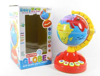 Children Cartoon Globe Sphere Tellurion