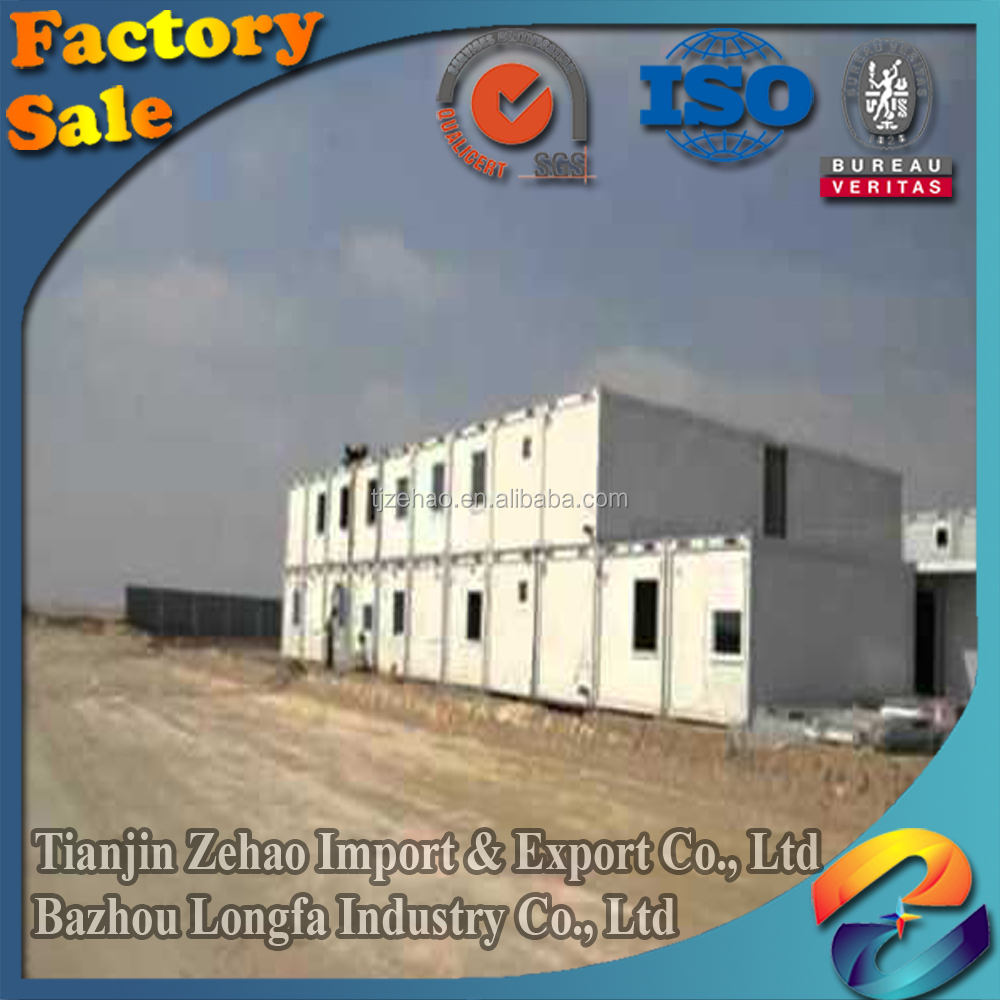 20ft/40ft High Quality Modular Sea Container Houses/office