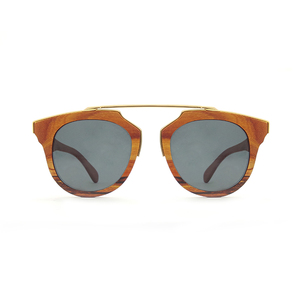 834f63700bd W40 High Quality Italy Design Famous Custom Fashion Wood Polarized Wooden  OEM Bamboo Sunglasses