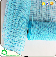 SHE CAN PACK plastic wedding decoration mesh gird