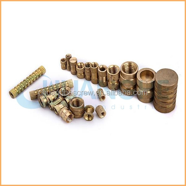 Factory sales high quality knurled high nuts din 466